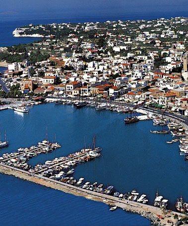 Σύνδεσμοι - Αίγινα Λιμάνι