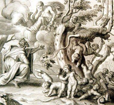 Αίγινα - Μυθολογία
