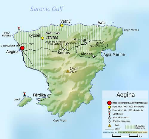 Νεφρολογικό Κέντρο Σαρωνικού - Αίγινα