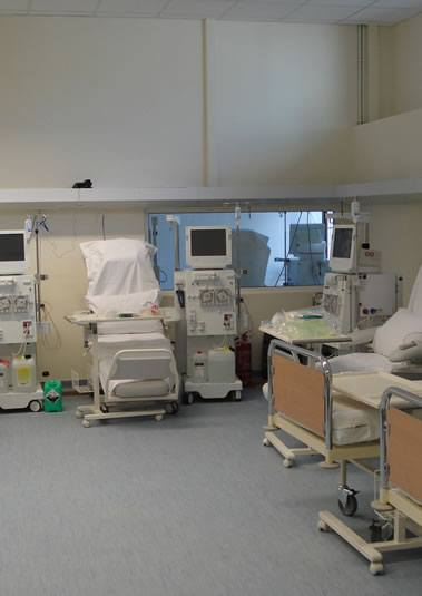 Νεφρολογικό Κέντρο Σαρωνικού - Μ.Χ.Α.
